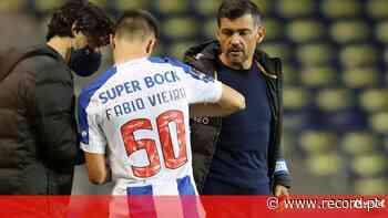 Fábio Vieira é para renovar - Record