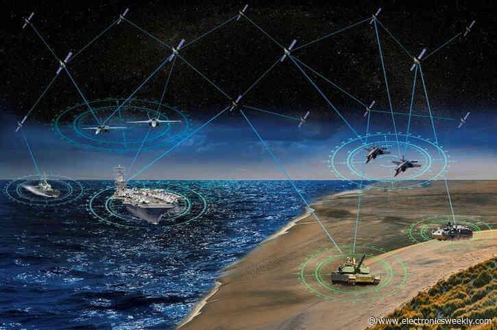 Northrop Grumman plans Blackjack positioning, navigation and timing LEO payload