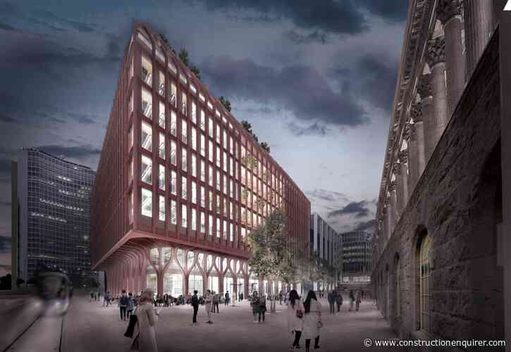 Plans in for Birmingham Paradise hotel and office