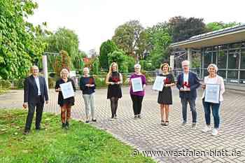 Ein Hauptpreis geht an #SheDoesFuture aus Bad Oeynhausen - Westfalen-Blatt