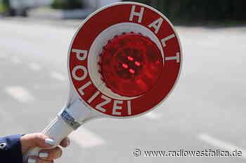 Radfahrer zieht bei Polizeikontrole in Bad Oeynhausen Pistole - Radio Westfalica