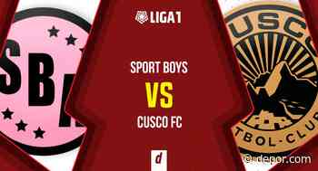 Sport Boys vs. Cusco FC se medirán por la Fecha 12 de la Fase 2 - Diario Depor