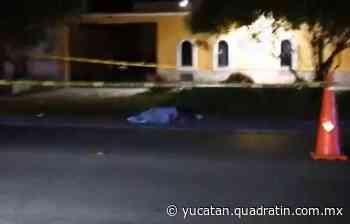 Muere atropellado en la carretera Mérida-Tixkokob - Quadratín Michoacán