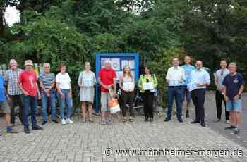 Fünf Einrichtungen unterstützt - Mannheimer Morgen