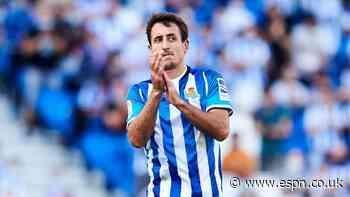 LIVE Transfer Talk: Man City eye move for Sociedad star Oyarzabal