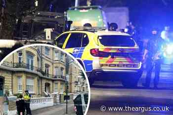 Man, 61, released on bail after suspected shooting in Hove