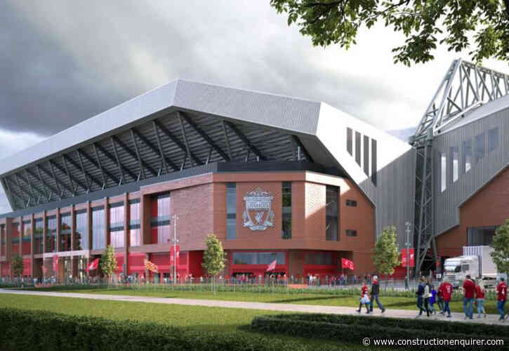 Buckingham gets start date for £60m Anfield Road Stand