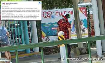 Singapore speech academy apologises for sending men dressed as clowns to primary schools in stunt