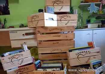 Nei negozi di Samarate arrivano le scatole del book crossing - varesenews.it