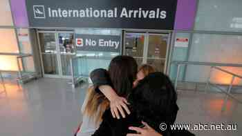 Australia's international border to reopen by Christmas, Tourism Minister hopes. But outbound travel is still unclear