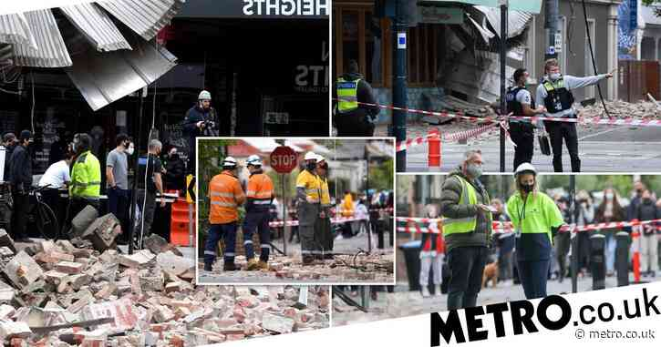 Aftershocks from rare 5.9 magnitude earthquake in Australia 'could last months'