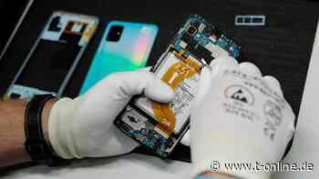 Wachstumsmarkt: Immer mehr Smartphones bekommen ein zweites Leben
