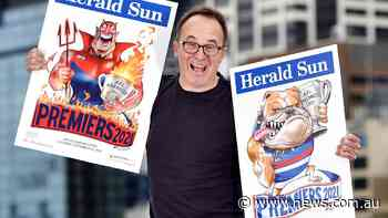 Knight reveals 2021 Premiership posters