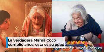 Vea cuántos años cumplió Mamá Coco, la abuelita que inspiró el personaje de Disney - El Nuevo Dia (Colombia)
