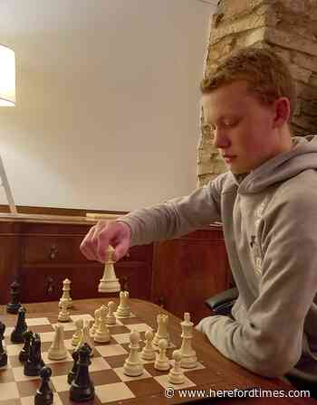 Herefordshire youngster to play chess against world's best