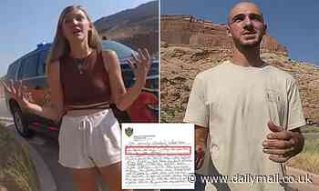 What witness heard murdered Gabby Petito say to boyfriend Brian Laundrie as they appeared to fight