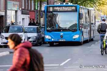 Alte Linienführung der Busse 6, 8 und N82 kehrt zurück - Linie 5 wird umgeleitet