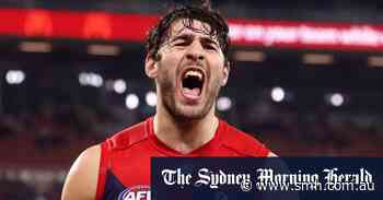 'I'm myself': Admiration, but Petracca doesn't model game on Dusty