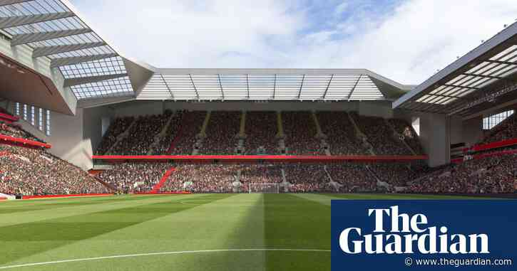Liverpool ready to start work on expanding Anfield's capacity to 61,000