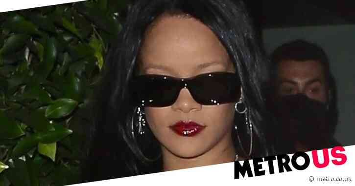 Rihanna is definition of low-key glamorous at family dinner ahead of Savage x Fenty fashion show