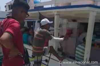 Desapareció buque pesquero que zarpó de Nueva Esparta hacia Los Roques - El Nacional