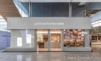 Moët Hennessy inaugura um novo conceito contemporâneo para «Les Caves Particulières», Aeroporto Paris-Charles de Gaulle