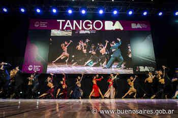 ¡Este miércoles, Tango BA copa el Centro! | Noticias - buenosaires.gob.ar