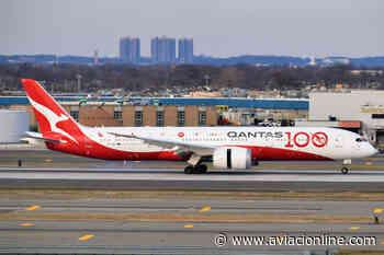 Qantas tendrá un vuelo especial a Buenos Aires - Aviacionline.com