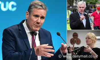 Labour leftwingers accuse Keir Starmer of 'dishonesty' over 'grubby stitch-up' of election rules