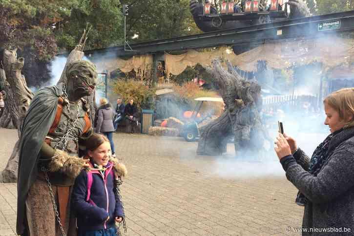 Bobbejaanland bereidt zich voor op strafste Halloween ooit: 5 spookhuizen, 5 scarezones en 5 nocturnes