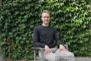 Jules (23) kreeg C-attest in het secundair, nu studeert hij af aan KU Leuven met grote onderscheiding