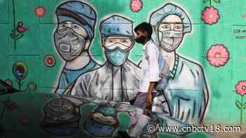 Coronavirus News LIVE Updates: Sunrisers Hyderabad player T Natarajan tests positive for COVID-19 - CNBCTV18