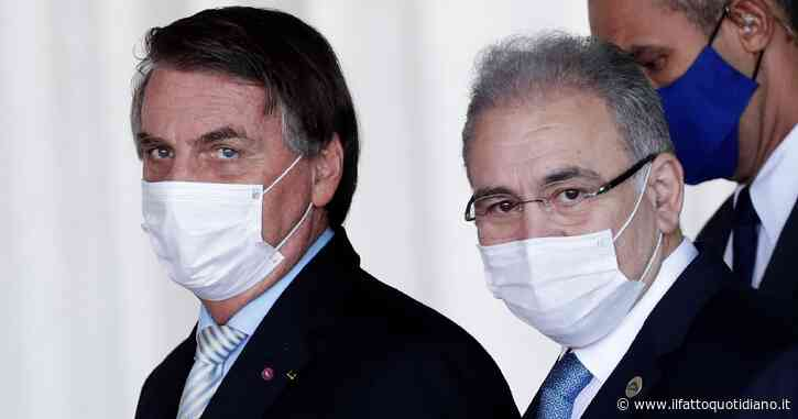 """Assemblea Onu, positivo al Covid il ministro della Salute brasiliano Marcelo Queiroga: """"Ha visto Johnson (senza mascherina) e Guterres"""""""