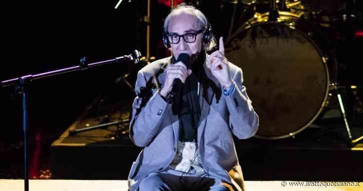 Franco Battiato, commozione e festa all'Arena di Verona nel ricordo del grande cantautore