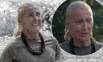 SAS Australia: Kerri Pottharst bursts into tears as she QUITS the series following ice bath hell
