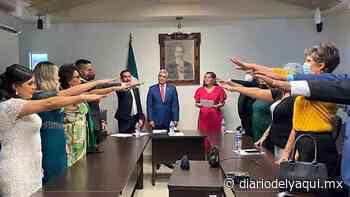 Jesús Flores asume Alcaldía de Huatabampo - Diario del Yaqui