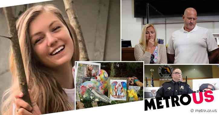 Family of 'murdered' Gabby Petito say boyfriend is in hiding