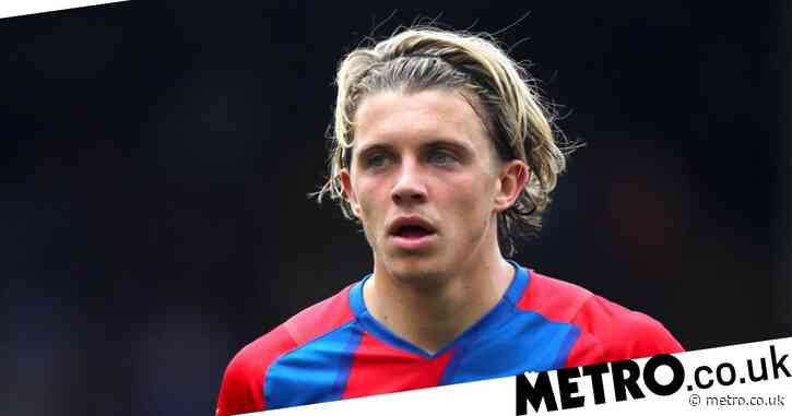 Wilfried Zaha hails Chelsea loanee Conor Gallagher and backs him to become a 'top player'