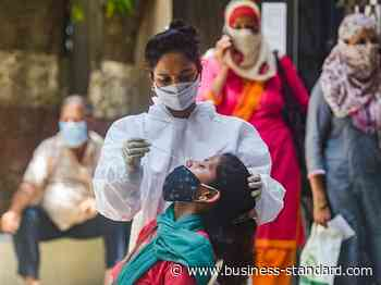 WHO reports global decline in new coronavirus infections - Business Standard