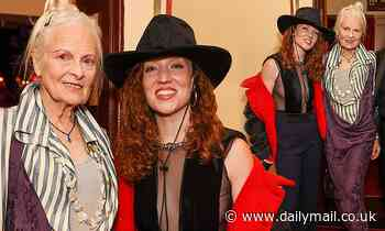 Jess Glynne joins Dame Vivienne Westwood to celebrate 75 years of the Royal Philharmonic Orchestra
