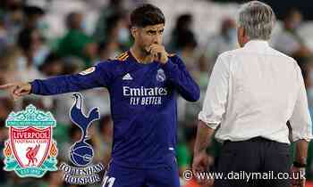 Marco Asensio 'threatens to leave Real Madrid' after being frozen out by Carlo Ancelotti