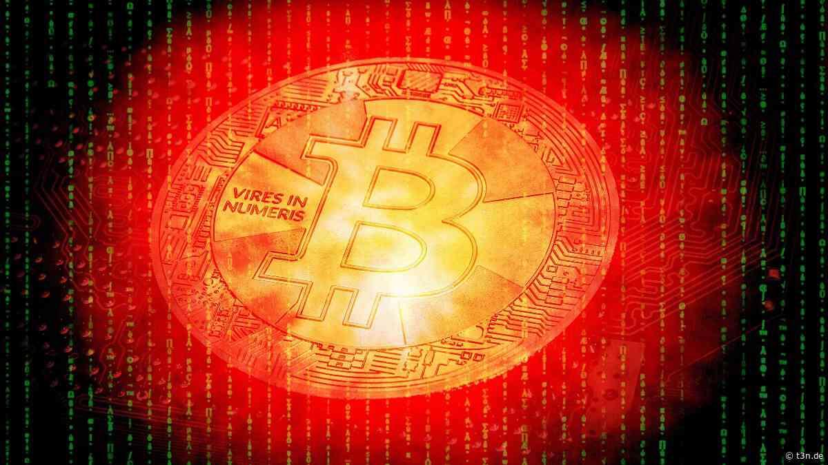 Kurseinbruch bei Bitcoin: Binance-Nutzer:innen bauen Bollwerk gegen Verluste - t3n – digital pioneers