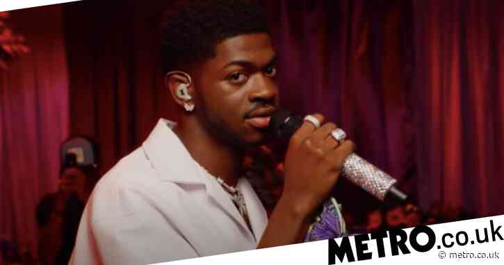 Lil Nas X returns to country roots to cover Dolly Parton's Jolene and it's everything