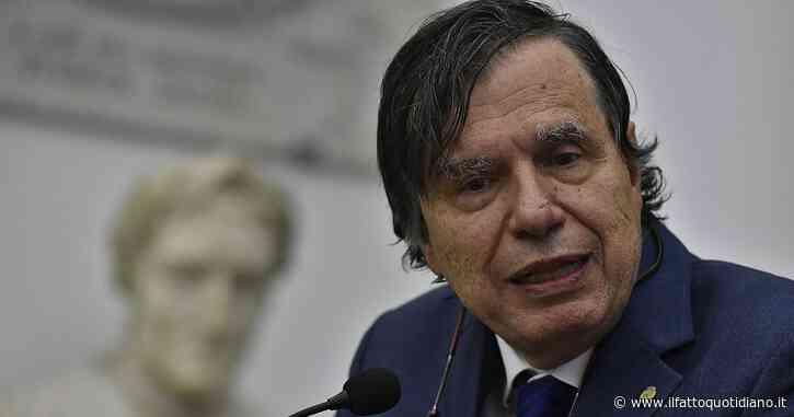 Il fisico Giorgio Parisi primo italiano nella classifica della Clarivate Citation Laureates (che include 59 premi Nobel)
