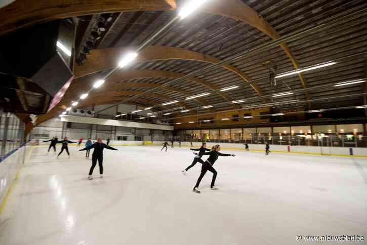 Geen beweging in dossier schaatsbaan
