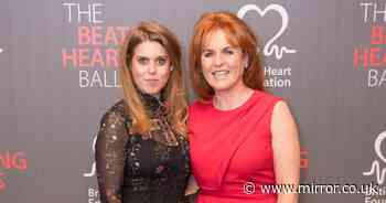 Princess Beatrice's baby 'has hint of red hair' and grandmother Fergie is 'smitten'