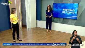Previsão do tempo: vendaval atinge Rio de Janeiro e São Paulo | Repórter Brasil | TV Brasil | Notícias - TV Brasil