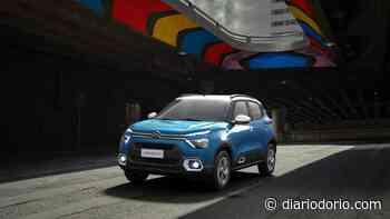Luiz Almeida: Citroën apresenta o novo C3 - Diário do Rio de Janeiro