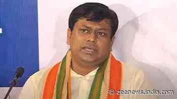 Bhabanipur bypoll: BJP Bengal chief Sukanta Majumdar claims stopped from campaigning near CM Mamata Banerjee`s house