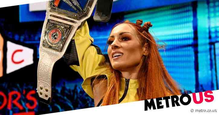 WWE's Becky Lynch thinks wrestlers should focus more on the story than just hitting big moves
